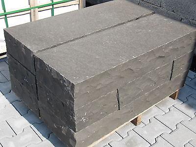 basalt leistensteine kantensteine bordsteine palisaden. Black Bedroom Furniture Sets. Home Design Ideas