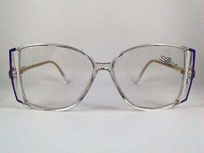 06824debe6c1 ... SILHOUETTE Brille M1702 20-C1306 SPX Original Vintage Eyeglasses Clear  Eye Frame 2