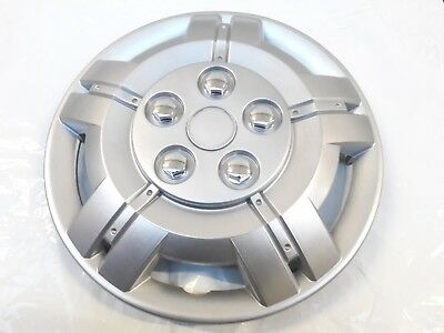 """16"""" To Fit Ford Transit Motorhome Wheel Trims Deep Dish Trims Hub Caps Domed 2"""
