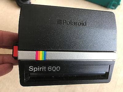 2 sur 5 polaroid spirit 600 LM PUBLICITAIRE marque DE DIETRICH tres rare 6036178b2327