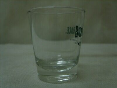 Buffalo Trace Bourbon Whiskey - Promo Branded Glass Barware Shotglass Shot Glass 2