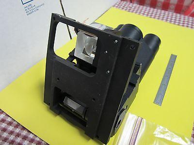Polyvar Reichert Leica Tête Assemblage Microscope Optiques Tel Quel Bin #56-01 8