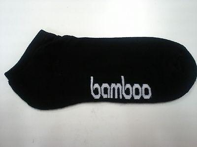 7Prs Mens Men Bamboo Low Cut Sport Ankle Cushion SOCKS Odor Resistant Bulk