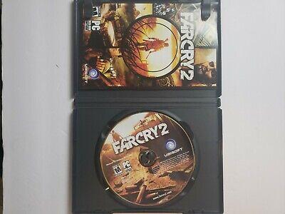 Farcry 2 Gamestop Pre Order Edition Pc 7 00 Picclick