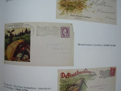 Philip Goodwin Dupont Envelope Cover 1920 Very Rare Vintage
