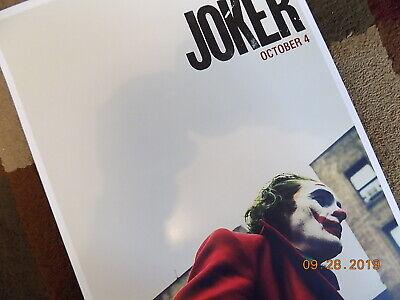 "Joker  ( 11"" x 17"" ) Movie Collector's Poster Print (T4) B2G1F 4"