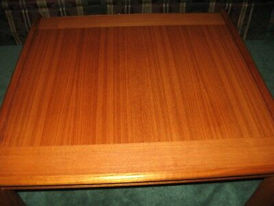 Mid Century Furniture Svend Aage Madsen For Karl Lindegaard Denmark Teak Table 6