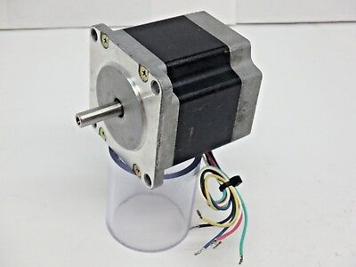 Vexta PK266M-02A Oriental Motors Stepping Stepper Motor 2-Phase 0.9 Deg/Step 7