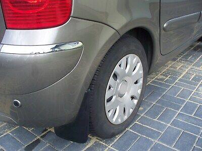 263 2015-2019 MPV 2x Arrière Bavettes Fiat Doblo 152