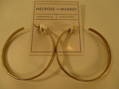 Nordstrom Melrose and Market Women/'s Fringe Cuff Bracelet NWT 50 GOLD