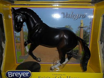 Dressage Gold Champion New NIB Breyer Valegro 1756 Traditional Model Horse