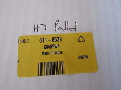 Omron K8ABPW1 Voltage Monitoring Relay with SPDT-NC Contacts 3 Ph H7P 6118539