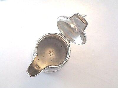 Aesthetic Movement Wilcox Quadruple Plated Syrup Honey Pitcher Splendid 7