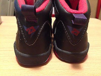 d085d3bc139 ... OG Vintage 1992 Nike Air Jordan VII Baby Deadstock Raptor/Rapier 7 90s  AJ Grey