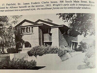 Alfonso Iannelli Barry Byrne Prairie School Frank Lloyd Wright peer RARE 4