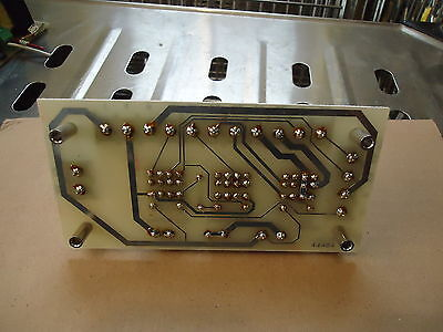 Pcb 28681(Circuit Board) With 3 Allen Bradley Cat.# 700Hc/24Z24 Series A. 24Vdc 3