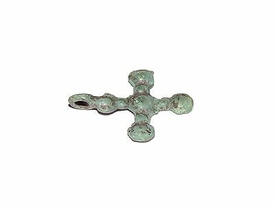Fine Viking Age  Bronze  Cross #4. ca 10-11 AD. Kievan Rus.Viking 4 • CAD $44.04