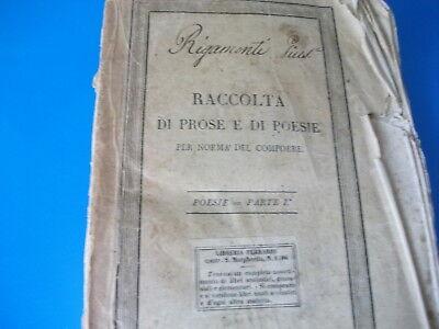 Lotto Libri Antichi E Rari Con Imperfezioni-Lots Of Ancient And Rare Books With 9