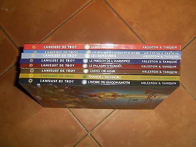LANFEUST DE TROY serie completes  EDITIONS SOLEIL 8 tomes 2