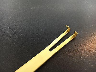 "Takane Clock Pendulum Quartz Adjustable  2 1/8"" Diameter Bob with Double Hook 4"
