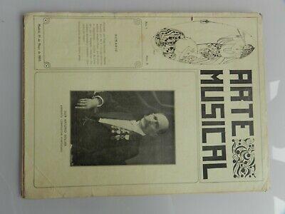 Antiguas Partituras Musicales 1915 2