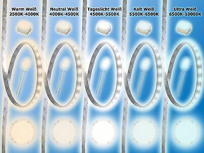 150x SMD LED MIX | Warm Weiß/Weiß gemischt | PLCC-2 | 3528 | verschiedene Typen 8