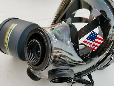 NATO 40mm NBC/CBRN Gas Mask Filter 6-Pak Newest Avail 5yr Shelf-Life Exp 03/2024 5