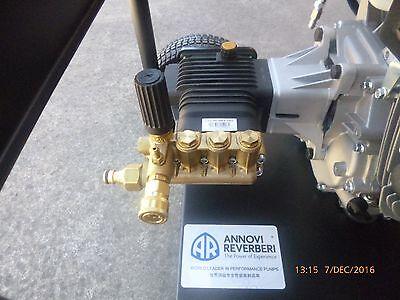 Black Jet 15 Hp 4800 Psi  High  Pressure Water Washer Cleaner Italian Pump