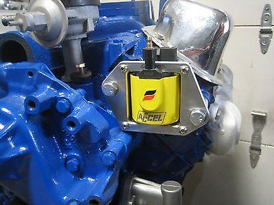 Sniper EFI Remote Ignition Coil Mount Bracket Kit Ford V8 351 CLEVELAND