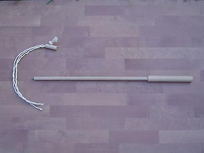 pipano Katzenangel 58 cm mit wechselbarem Sisal Adapter, Holz Spielangel, KS58