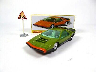 Coffret Collector Alfa Roméo Carabo Bertone DINKY TOYS Voiture Miniature MB101 8