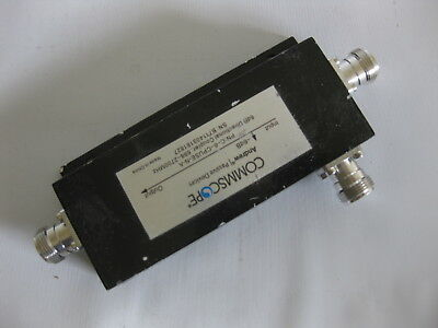 COMMSCOPE ANDREW SOLUTIONSC-6-CPUSE-N-AI6DIRECTIONAL COUPLER 6DB OPERATING