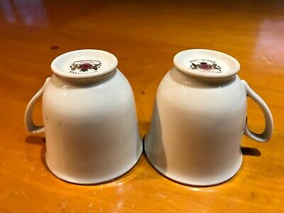 Old Porcelain Small Cup (2) 6