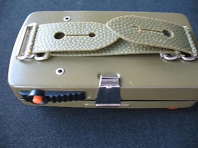 9 x 5,5 x 14 cm Bundeswehr Taschenlampe Handlampe BW Taschenlampentasche