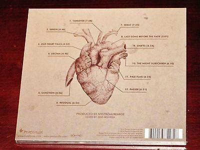 Katatonia: The Fall Of Hearts CD 2016 Peaceville Records CDVILEF548 Digipak NEW 2
