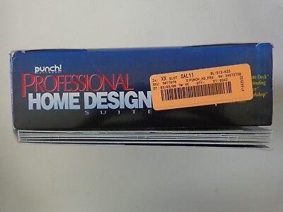 Punch Professional Home Design Suite V 12 69 99 Picclick