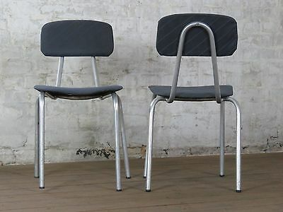 1 / 50 Mid Century Magnificent Kitchen Bar Chair Stuhl Fauteuil Vintage 70s 70er 5