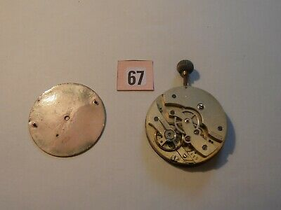 Two Pocket Watch Dials 4
