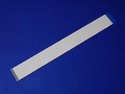 FFC A 20Pin 1.0Pitch 20cm Flachbandkabel Flat Flex Cable Ribbon AWM Flachkabel