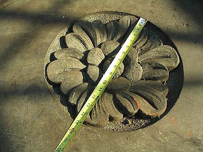 Antique Vintage Rare Architectural Cut Stone 5