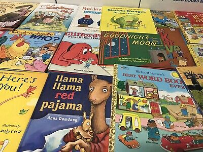 Story Time Assorted Bundle / Lot of 20 StoryBooks for Kids/Toddlers/Daycare 8