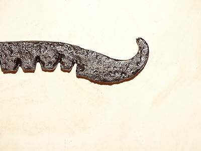 Rare Viking Tool for adjusting saw blade Sawset. ca 9-10 AD. Kievan Rus. Viking. 4