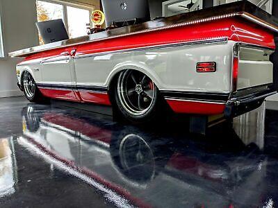 69-70 Chevy//GMC C10 K10 Truck Suburban Hood Latch **Restoration Quality**