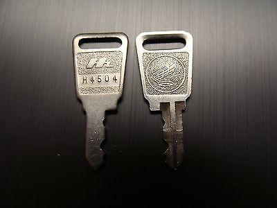vintage honda motorcycle keys • $10.99 - picclick