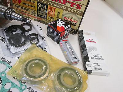 Honda Crf 250R Complete Engine Rebuild Kit Crankshaft, Piston 2010-2013 3