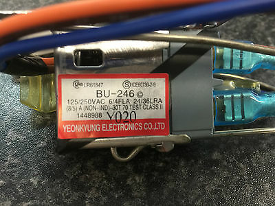 Electrolux Westinghouse Refrigerator Control Wtm4200Wb Wtm4400Wb Wtm5200Pb