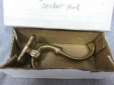 New Brass Hook for Jackets / Clothes 8