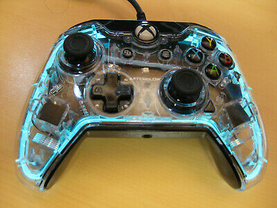 MICROSOFT XBOX ONE / WINDOWS AFTERGLOW PDP Prismatic Wired Controller OVP B-WARE 7