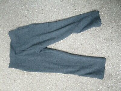 Girls 3-4 grey tracksuit bottoms george used but plenty of life left in them 5