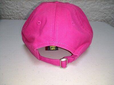 de6aa64a77b ... Playboy Bunny Custom Unstructured Dad Hat Adjustable Cap Hefner  New-EMBROIDERED 5